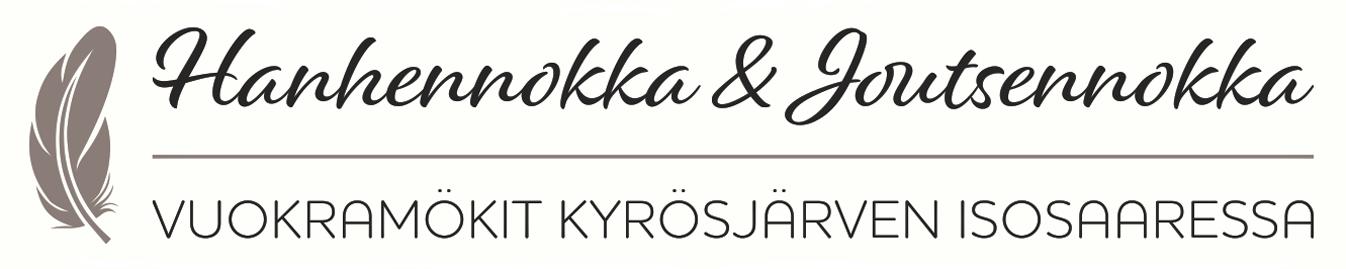 Vuokramökit Hanhennokka & Joutsennokka